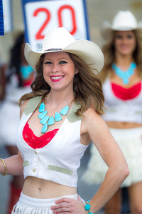 Cowgirls of Circuit of the Americas
