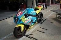 #76 Suzuki: Quentin Levrier, Jean-Edouard Aubry, Alain Cottard, Benjamin Vandenbroucke