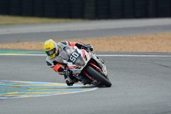#50 Suzuki: Gregory Fastre, Michael Savary, James Storrar