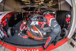 #3 Belgian Audi Club Team WRT Audi R8 LMS Ultra: James Nash, Frank Stippler, Marc Basseng