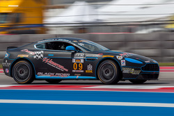 #09 TRG-AMR Aston Martin GT4: Tom Papadopoulos, Kyle Marcelli