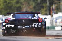 #555 AIM Autosport Ferrari 458 Italia: Bill Sweedler, Townsend Bell, Conrad Grunewald