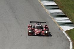 #07 SpeedSource Mazda Prototype: Joel Miller, Tristan Nunez, Tristan Vautier