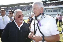 Keke Rosberg, Arno Zensen