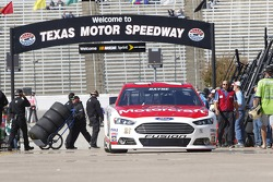 Texas Motor Speedway Completes Latest Safety Project