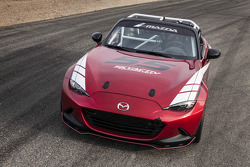 The 2016 Mazda Global MX-5 Cup racer
