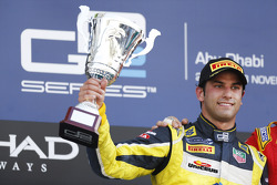 Second place Felipe Nasr, Carlin