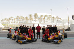 Team photo Racing Engineering