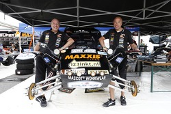 Tim Coronel and Tom Coronel