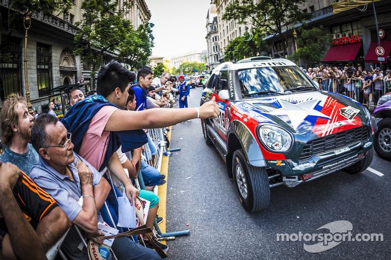 #319 Mini: Boris Garafulic, Filipe Palmeiro