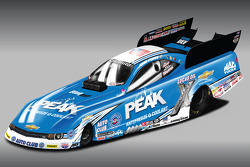John Force Racing joins Chevrolet