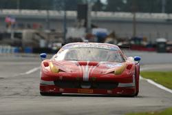#63 Scuderia Corsa Ferrari 458 Italia: Bill Sweedler, Townsend Bell, Anthony Lazzaro, Jeff Segal