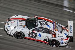 #60 Speedlover Porsche 991 Cup: Philippe Richard, Pierre-Yves Paque, Vincent de Spriet, Yves Noel