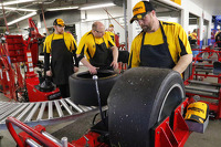 Continental tire engineers
