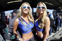 Lovely Turner Motorsports girls