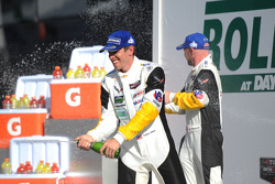 GTLM podium: third place Tommy Milner