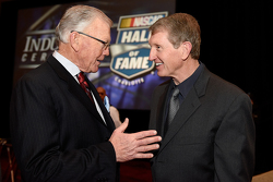 Bill Elliott and Joe Gibbs