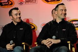 Austin Dillon and Paul Menard, Richard Childress Racing