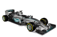Mercedes AMG F1 W06 launch