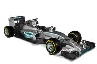 The new Mercedes AMG F1 W06