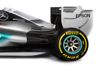 Details of the new Mercedes AMG F1 W06