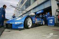 Nissan Fairlady Z: Benoit Treluyer, Yuji Ide