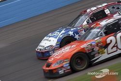 Tony Stewart and Kyle Petty