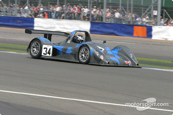 #34 K2 Race Engineering Pilbeam MP91 Judd: Ben Devlin, Peter Owen, Simon Pullan