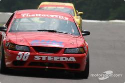 #58 Rehagen Racing Mustang Cobra SVT: Mark Ackley, Dean Martin