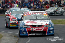 Greg Murphy keeps Russell Ingall at bay