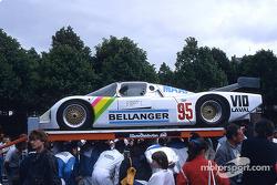 #95 Rolland Bassaler Sauber SHS C6 BMW