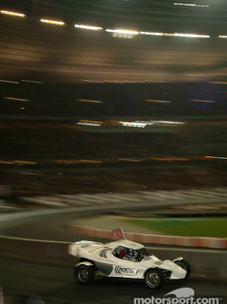 semi-final: David Coulthard