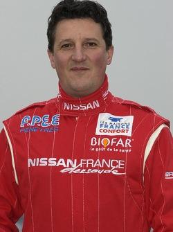 Nissan Dessoude team presentation: William Alcaraz