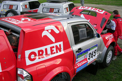 Orlen Team Ralliart Mitsubishi
