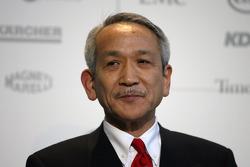 Tsutomu Tomita, Chairman and Team Principal