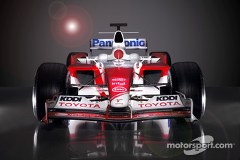 The new Toyota TF105