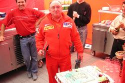 Jean-Pierre Nicolas celebrates birthday