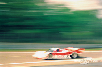 #20 Team Davey Porsche 962C: Tim Lee-Davey, Giovanni Lavaggi, Max Cohen-Olivar