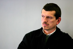 Technical director Guenther Steiner