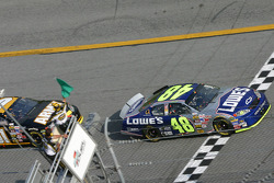 Restart: Jimmie Johnson