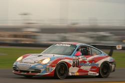 #80 Team Seattle/ Synergy Racing Porsche GT3 Cup: Don Kitch Jr., Don Gagne, Chris Pallis, Don Pickering