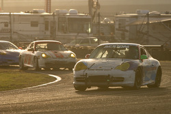 #81 Team Seattle/ Synergy Racing Porsche GT3 Cup: Mae Van Wijk, David Murry, David Gaylord, Rod Emory