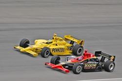 Tomas Enge and Tomas Scheckter