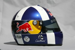 Helmet of David Coulthard