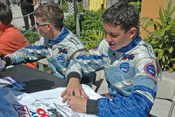Colin Braun and Brad Coleman