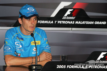 FIA Thursday press conference: Giancarlo Fisichella