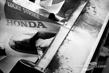 Detail of the BAR-Honda 007