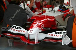 Detail of the Toyota