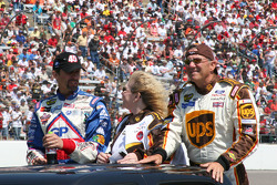 Drivers presentation: Kyle Petty and Dale Jarrett