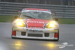 #79 JP Racing Porsche 996 GT3 RS: Jens Petersen, Niki Leutwiller, Jan-Dirk Lueders